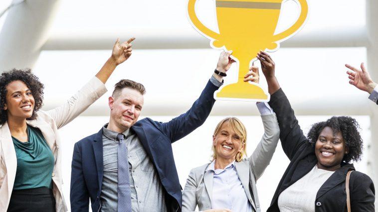 Winning PR Team