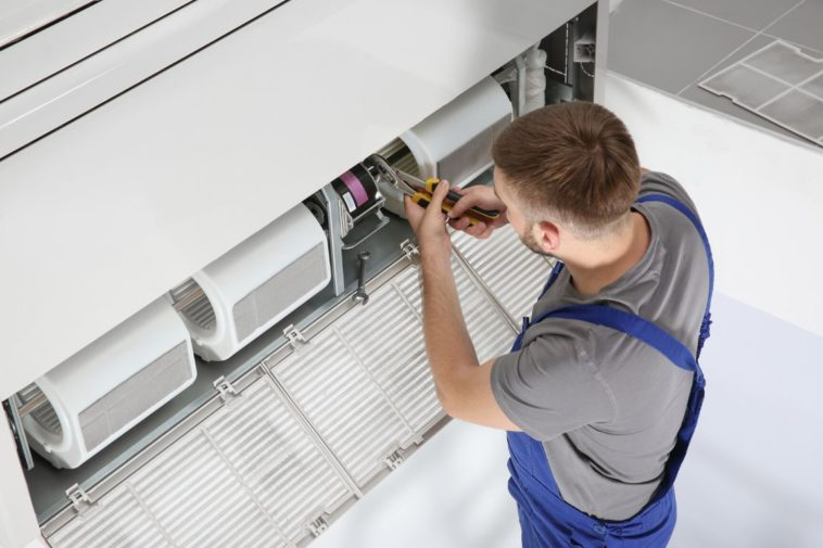 Reasons to Install Commercial HVAC System