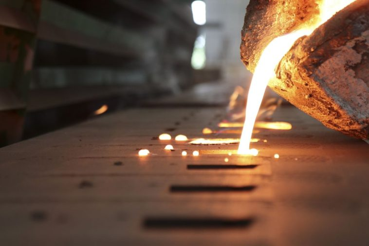 3 Tips for Safety in the Foundry