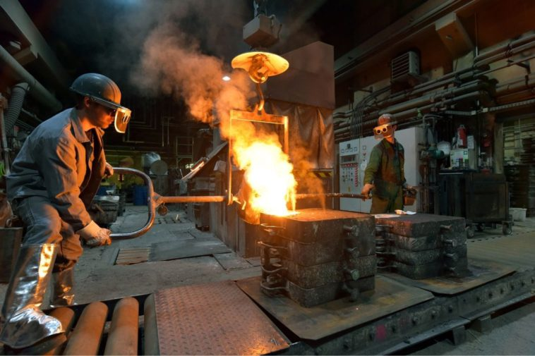Safety Equipment When Working With Metal