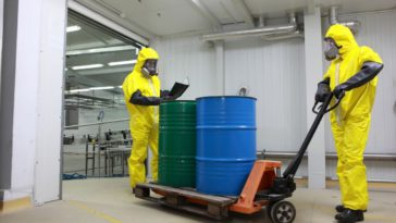 Industries Generating the Most Hazardous Waste