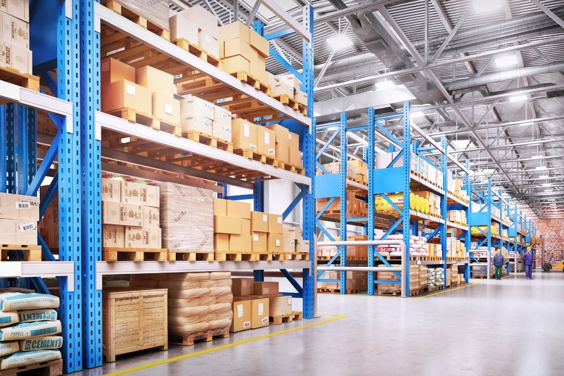 How To Optimize Space in Your Warehouse