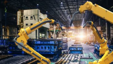 How To Maintain Manufacturing Robots