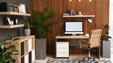 Important Furniture Items for Your Home Office