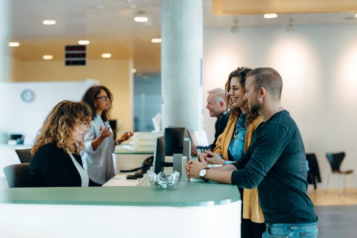 Effective Ways To Accommodate Visitors in Your Office