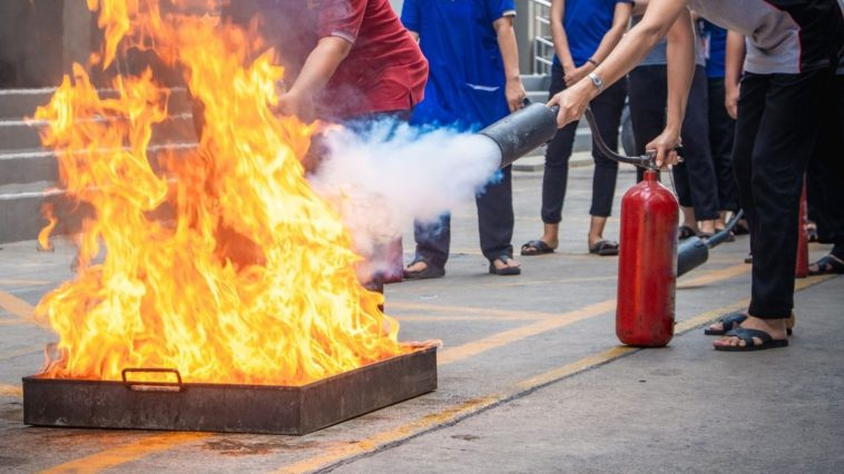Reasons To Train Employees on Fire Safety